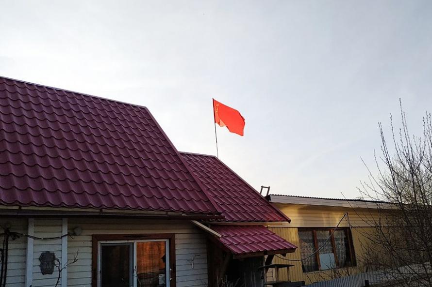 Томские коммунисты отметили юбилей В.И. Ленина несмотря на изоляцию